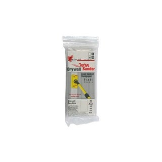 Diamond Products 22339 Dustless 120 Grit-25pk Sandpaper for Orbital Drywall Sand