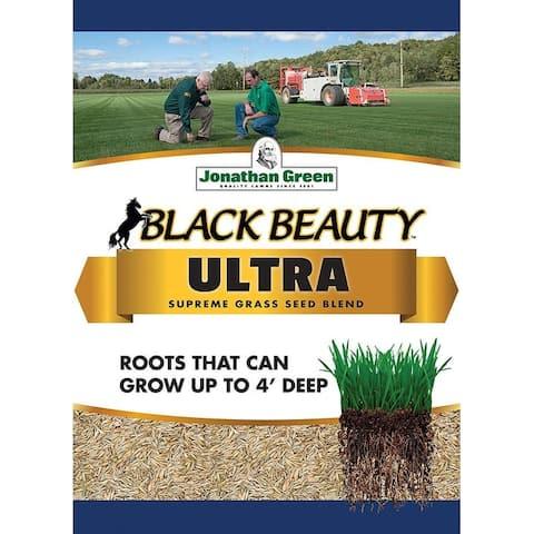 Jonathan Green 10322 Black Beauty Ultra Supreme Grass Seed Blend, 7 Lb