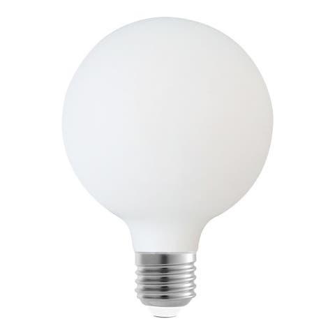 Eglo 7.5W Opal LED G25 E26 Medium Base Bulb (Set of 10) - White