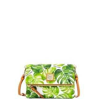 Dooney & Bourke Montego Foldover Zip Crossbody Shoulder Bag (Introduced by Dooney & Bourke at $148 in Jan 2018)