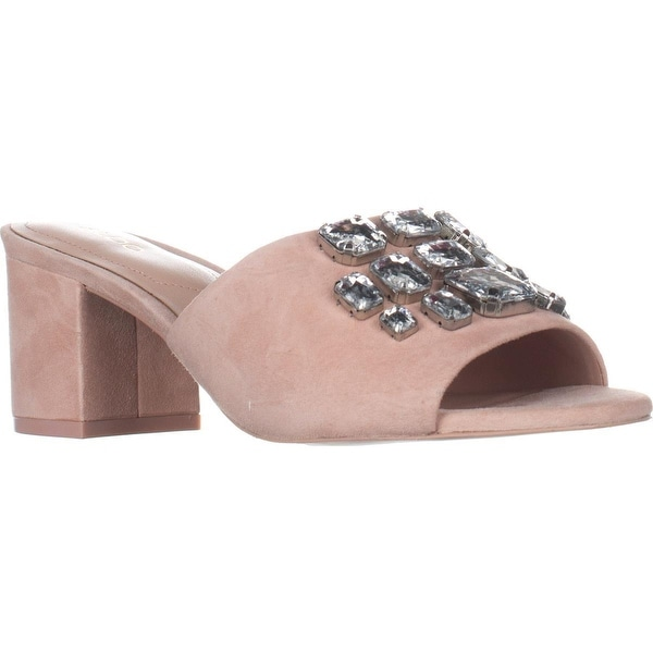 Aldo Sakuraa Jewels Slide Sandals, Light Pink