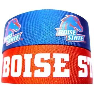 Boise State Broncos Slap Snap Wrap Wrist Band (Set of 2) NCAA