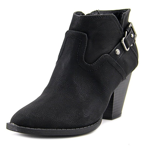 G By Guess Pike Women Black Boots