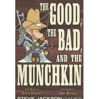 The Good the Bad and the Munchkin