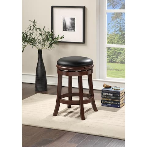 Copper Grove Dawley Backless 24-inch Counter Stool