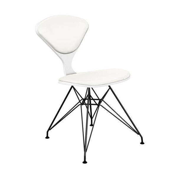 Nyekoncept 15000141 White Emmet Eiffel Chair Leather
