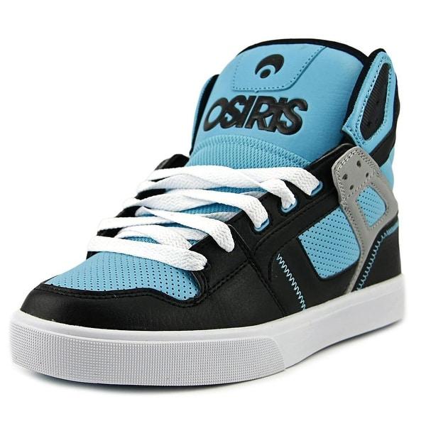 Osiris Clone Women Black/Grey/Lt. Blue Sneakers Shoes