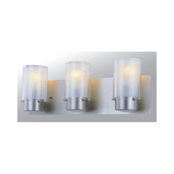 DVI Lighting DVP9043 3-Light Vanity from the Essex Collection