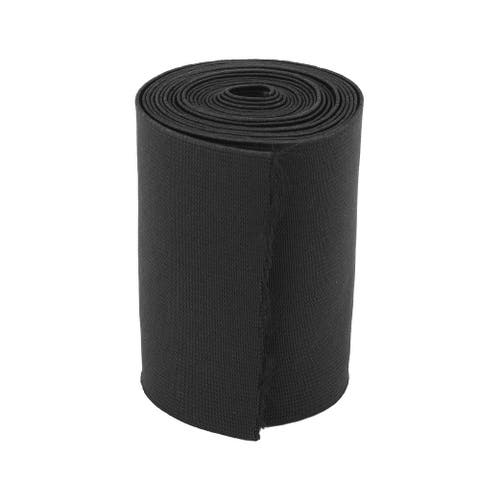 Tailoring DIY Sewing Stretchy Knitting Elastic Band Strap Black 2.84 Yards