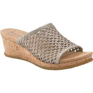 80a4c6b8cfef Bare Traps Womens Cella Fabric Open Toe Casual Slide Sandals. Quick View
