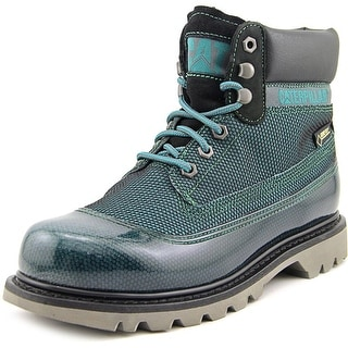 Caterpillar Colorado Gore-Tex Mesh Men Round Toe Synthetic Green Boot