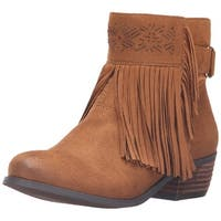 Not Rated Women's Captain Country Boot - 6.5
