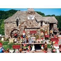 Colorluxe 1500 Piece Puzzle - Olde Worldy Pixie Shop