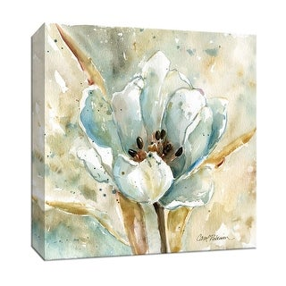 "PTM Images 9-147072  PTM Canvas Collection 12"" x 12"" - ""Tulip"" Giclee Flowers Art Print on Canvas"