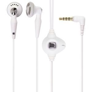 RIM BlackBerry Active Stereo Headset - White