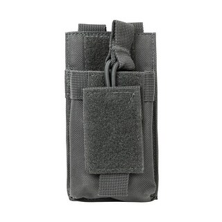 Ncstar cvar1mp2929u ncstar cvar1mp2929u vism ar single mag pouch/urban gray