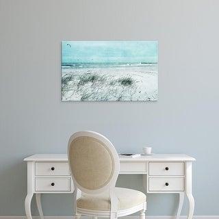 Easy Art Prints Iris Lehnhardt's 'Beach Day' Premium Canvas Art