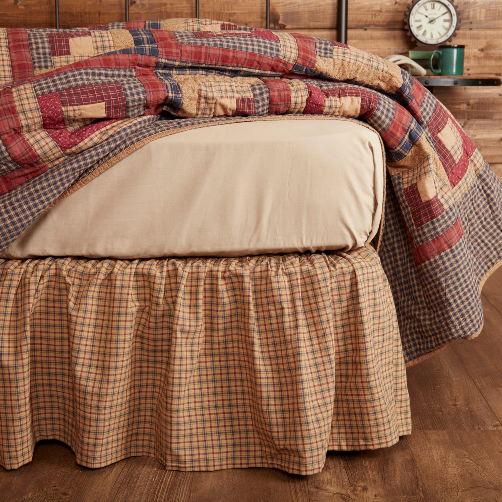 Millsboro Bed Skirt Overstock 15390686 Twin