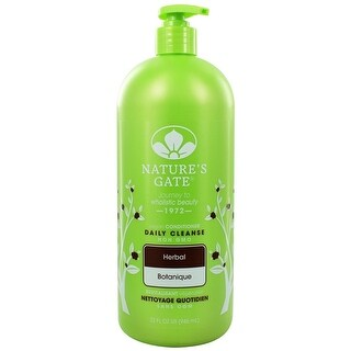 Nature's Gate Conditioner Daily Herbal 32-ounce