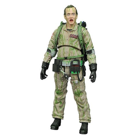 """Ghostbusters Select 7"""" Action Figure, Series 4: Slimed Peter - multi"""