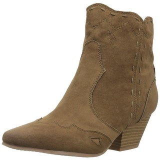 Qupid Women's Rhythm-13 Ankle Boot
