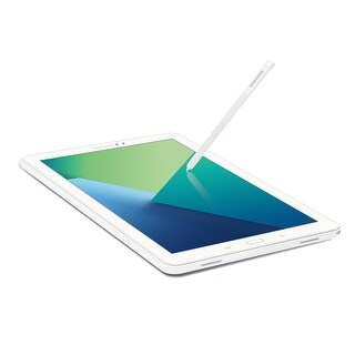 Samsung Galaxy Tab A 10.1in Tablet with S-Pen - White