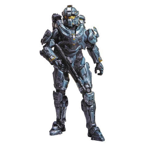 """Halo 5 Guardians Series 1 6"""" Action Figure Spartan Fred - multi"""
