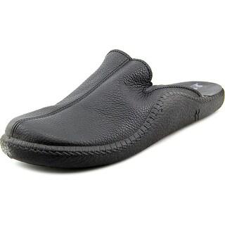 Romika Mokasso 202 G Round Toe Leather Slipper