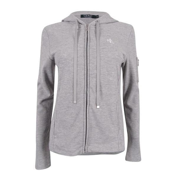 6c1ed0b992afd Shop Ralph Lauren Women's Zip Hoodie Pajama - Free Shipping On ...
