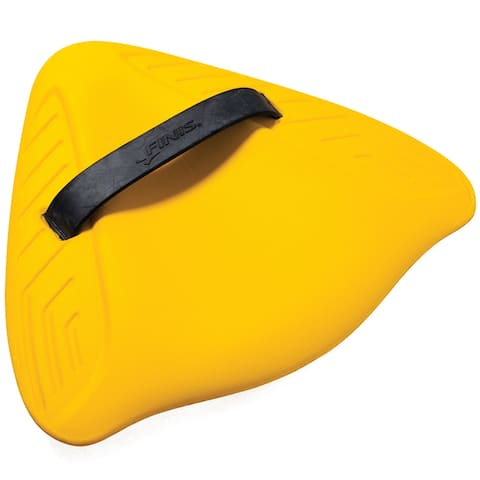 FINIS Alignment Swimming Kickboard - Yellow
