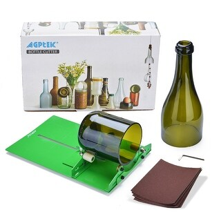 Glass Bottle Cutter Machine Bottle Metal Cutting Tool - SIZE