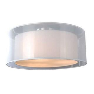 Bromi Design B5504 Phoenix 2 Light Flush Mount Ceiling Fixture