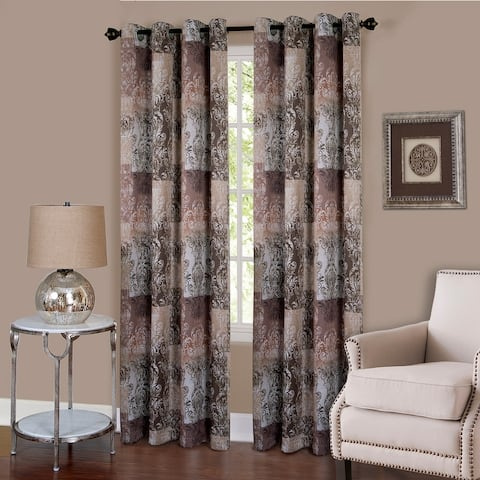 Achim Vogue Grommet Curtain Panel