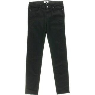 Paige Womens Skyline Skinny Jeans Denim Low-Rise