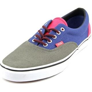 Vans Authentic Round Toe Canvas Skate Shoe