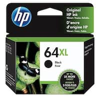 HP 64XL Black High Yield Ink Cartridge # N9J92AN