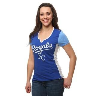 Kansas City Royals Time to Shine Women's T-Shirt