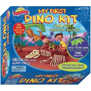 Scientific Explorers My First Dino Kit-