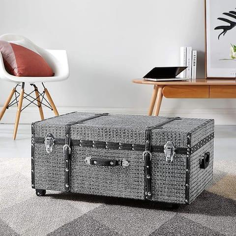 Texture® Brand Trunk - Gray Nickel