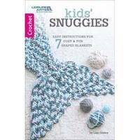 Kids' Snuggies - Leisure Arts