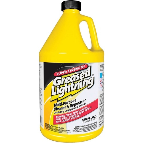 Greased Lightning 51100GRL Multi Purpose Cleaner & Degreaser, Gallon