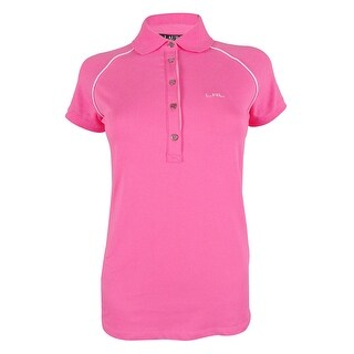 Ralph Lauren Women's Short Sleeve Polo Shirt