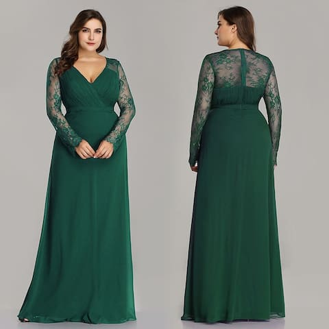 Ever-Pretty Women Plus Size Mother of the Bride Dresses 86922