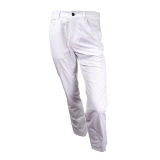 INC International Concepts Men's McGorry Pants (White, 32x32)