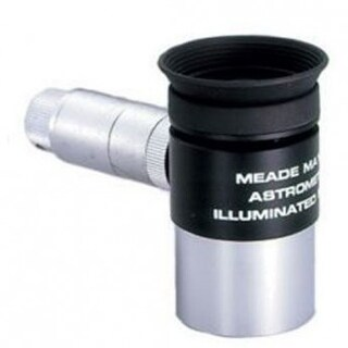 Meade Instruments Illuminated Reticle Astrometric Eyepiece - 12mm Eyepiece