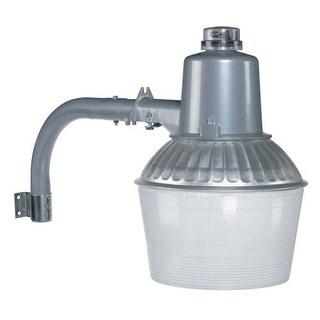 Globe Electric 43106 150 Watt Outdoor Photocell High Pressure Sodium Flood Light with Low Light Sensor