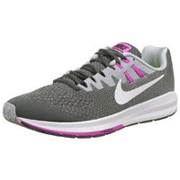 Nike Womens Air Zoom Structure 20 Low Top Lace Up Running Sneaker 3ed91390721b