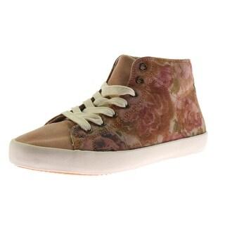 Zara Girls Floral Print Fashion Sneakers