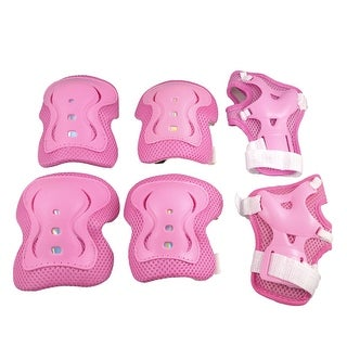 Support Wrist Guard Elbow Knee Protector Pads for Children Bicycle Roller Blading
