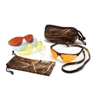 Ducks Unlimited Shooting Eyewear Kit 5 Interchangeable Lens - DUCLAM1